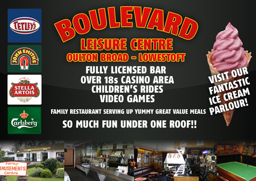 Boulevard leisure centre oulton broad